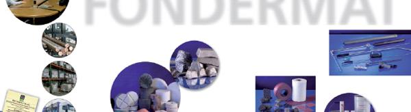 Fondermat produce prodotti per fonderie e raffinerie