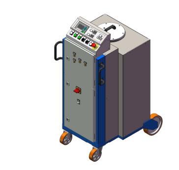 Impianto automatico per Insufflazione di flussi